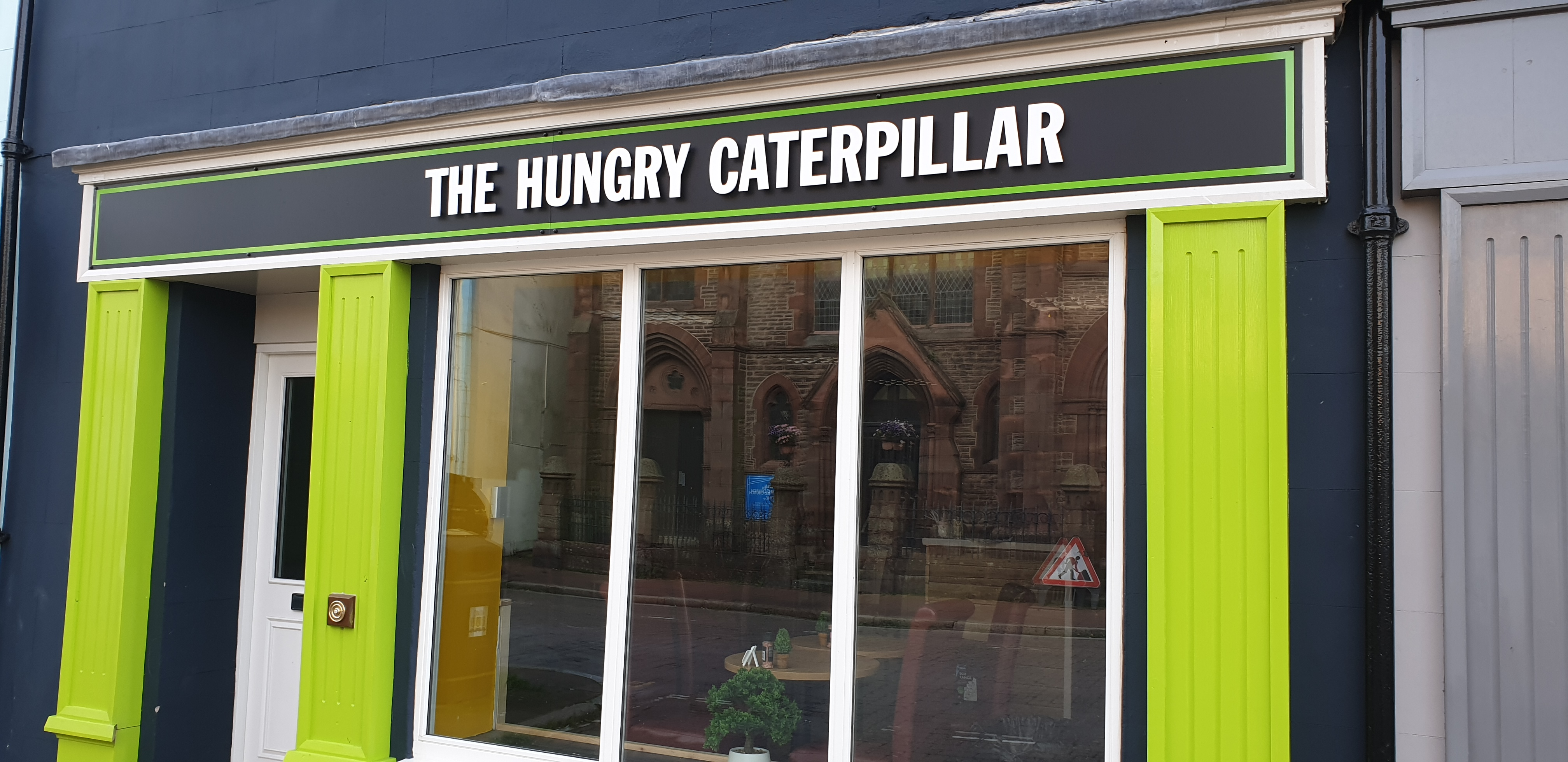 The Hungry Caterpillar Whitehaven