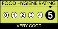 The Hungry Caterpillar Food Hygiene 5 Stars